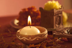 Diwali festive background Royalty Free Stock Images