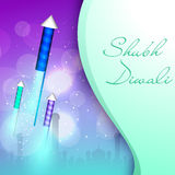 Diwali festiwal background. Stock Photography