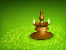 Diwali festiwal background. Royalty Free Stock Image