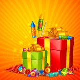Diwali Gift Royalty Free Stock Photography