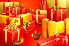 Diwali Gift Royalty Free Stock Photos