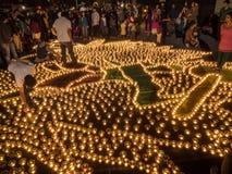 Diwali at Googleplex Royalty Free Stock Images