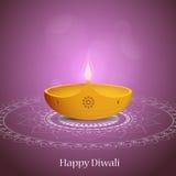 Diwali greeting card design Stock Photo