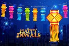 Diwali Hanging Lantern Royalty Free Stock Image