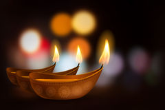 Diwali heureux Photo stock