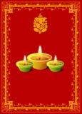 Diwali Hintergrund Stockbilder
