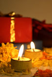 Diwali, Indisch festival van lichten Stock Foto