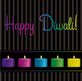 Diwali Karte vektor abbildung