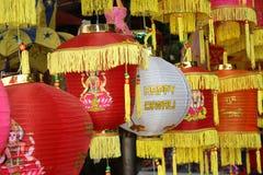 Diwali Lanterns Royalty Free Stock Images