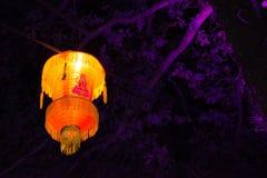 Diwali-Laterne Stockfotografie