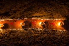 Diwali lights Stock Photos