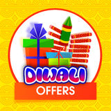 Diwali Offer Poster, Banner or Flyer design. Stock Image