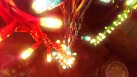Diwali på nätterna Royaltyfri Foto