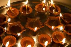 Diwali Puja Stock Image