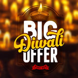 Diwali sale Royalty Free Stock Photos