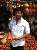 Diwali Shop Royalty Free Stock Photo