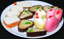 Diwali sweets. For guests at home