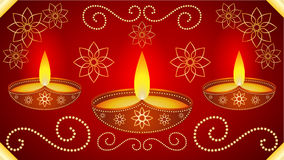 Diwali Wallpaper Background Royalty Free Stock Images
