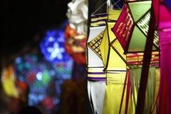 Diwalifestival van lichten Stock Fotografie