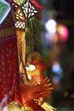 Diwalifestival van lichten Royalty-vrije Stock Foto