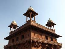 diwan Agra fatehpur ja ind khas sikri Obraz Stock