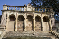 Diwan-e-Khas, Jhansi Fort Stock Image
