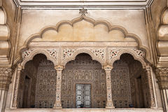Diwan-i-Am Detail royalty free stock images