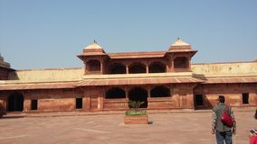 Diwan-I-Am, Fatehpur sikri Royalty Free Stock Images