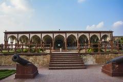 Diwan-i-Khas拉合尔堡 免版税库存照片