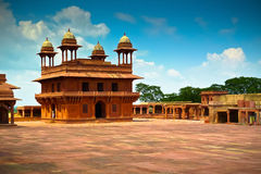Diwan-i-Khas court Royalty Free Stock Photography