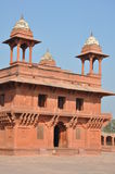 Diwan-i-Khas at Fatehpur Sikri Royalty Free Stock Photography