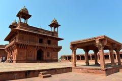 Diwan-i-Khas in Fatehpur Sikri Royalty Free Stock Image