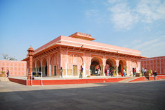 Diwan-I-Khas at Jaipur City Palace Royalty Free Stock Photos