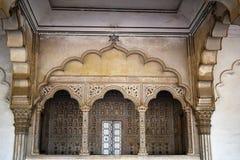 Diwan Ja Khas, Agra fort, Agra, Uttar Pradesh, India Obrazy Royalty Free