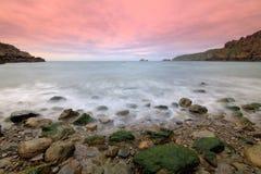 Dixcart Bay in Sark Stock Photography