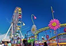 Dixie Classic Fair Arkivbilder