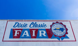 Dixie Classic Fair fotografía de archivo libre de regalías