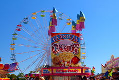 Dixie Classic Fair Royalty Free Stock Photography