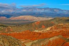Dixie staatlicher Wald - Utah lizenzfreies stockbild