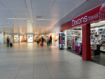Dixons travel shop Royalty Free Stock Photos