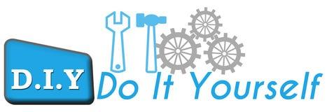 DIY -做它你自己 免版税库存照片