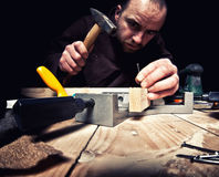 Diy carpenter Royalty Free Stock Photo