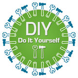 DIY - Do It Yourself Circular Royalty Free Stock Photos
