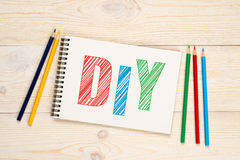 DIY, do it yourself concept Stock Photo