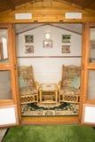 DIY-het Huis van de Tuinzomer bouwt Royalty-vrije Stock Foto