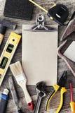 DIY Hilfsmittel Lizenzfreies Stockbild