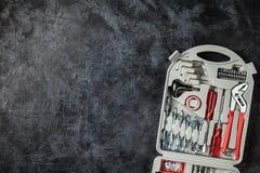 DIY-hjälpmedeluppsättning Fotografering för Bildbyråer