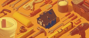 DIY, home repair and construction