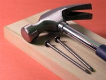DIY, Hulpmiddelen voor het huisverbetering stock afbeeldingen