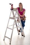 DIY kobieta. zdjęcia royalty free